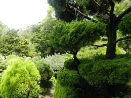 Японский сад Компанс-Каффарелли, Франция