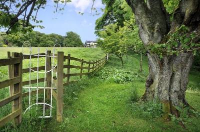 Сад Питмьюз, Великобритания