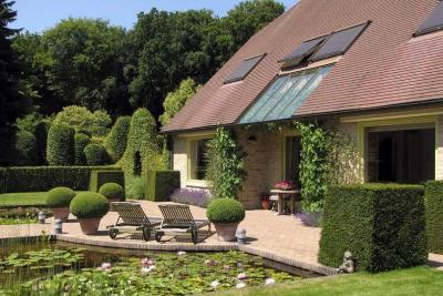 Сад Вилевал (Сад Иволги), Бельгия