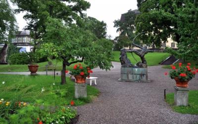 Парк - Музей принца Вальдемарсудде, Швеция, Стокгольм