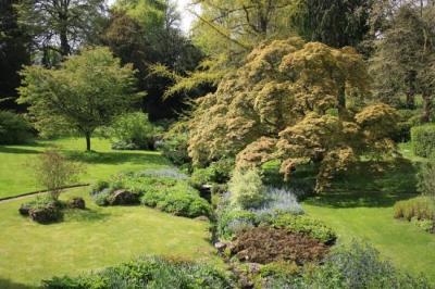 Сад Сезинкот, Великобритания