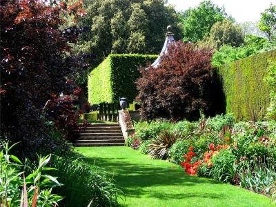 Сад поместья Хидкот, Англия