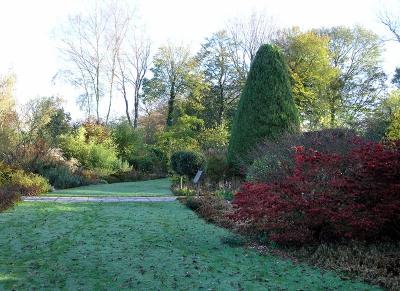 Сад Клос дю Кодрэ, Франция, Нормандия