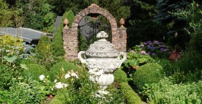 Сад семьи Ульбрих, Германия