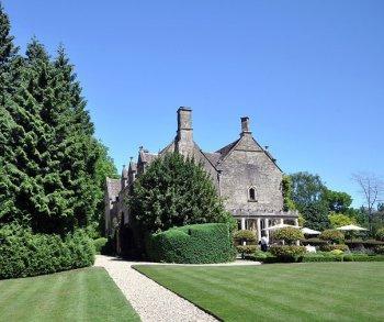 Дом и сады Барнсли, Англия