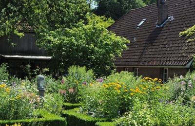 Сад Хилле и Вольфганга Хопман-Хауке, Германия