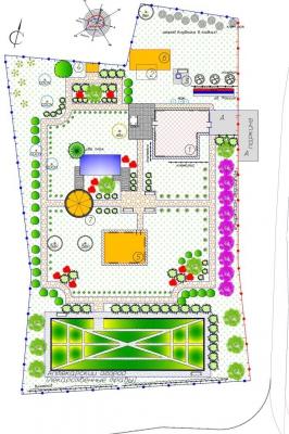 Автор проекта: Врублевский Борис / слушатель Школы ландшафтного дизайна