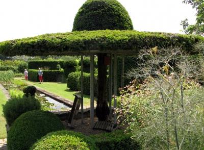 Топиарный сад Буксусбемден