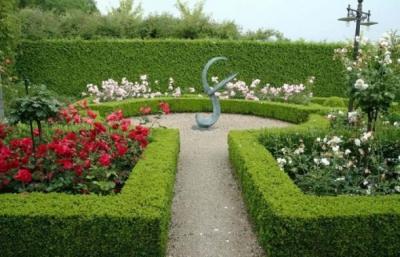 Сады Аппельтерн, Нидерланды