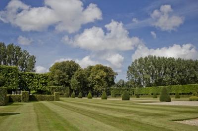 Парк замка Галлевиль, Франция