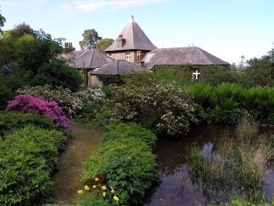 Сады Фернхилл, Ирландия, графство Дублин
