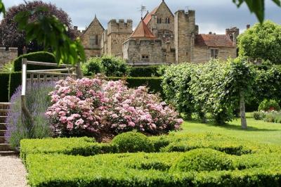 Сады поместья Пенсхерст. Великобритания