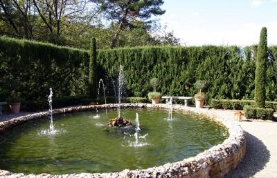 Сад виллы Массей, Италия