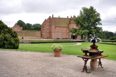 Парк замка Гиссельфельд, Дания