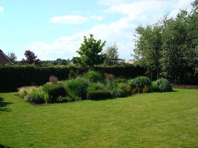 Сад Локус Флевум, Нидерланды
