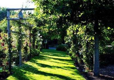 Сад Мориса Вергота, Бельгия