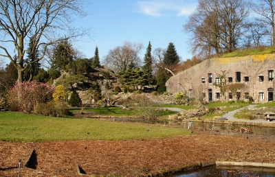 Ботанический сад г. Утрехт, Нидерланды