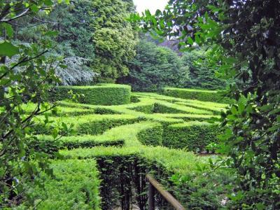 Музей и сад Ван Бюрен, Бельгия