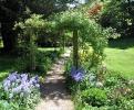 Сады Керни Хаус, Англия