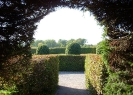 Сады Эскотт, Англия
