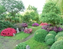 Пражский ботанический сад, Чехия