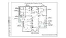 017  Р-09 План расстановки мебели 2-ой этаж