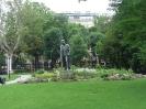Вена. Городской парк
