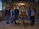 Оформление храма к Троице