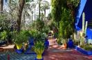 Сад Мажорель, Марокко