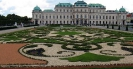 Дворцово-парковый комплекс Бельведер, Вена
