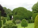 Сад замка Драммонд, Шотландия