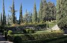 Сад Виллы Пейрон (Лес Фонте Люченте), Италия