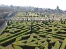 Сады замка Вилландри, Франция