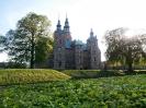 Сады замка Розенборг, Дания