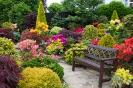 Сад Четырех сезонов, Англия