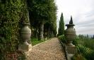 Сад виллы ле Бальце, Италия